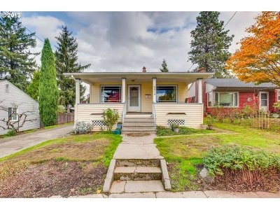 Single Family Home For Sale: 4414 NE 69th Ave