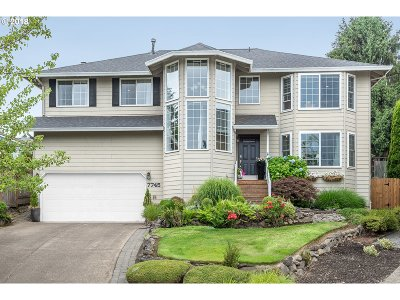 Beaverton Single Family Home For Sale: 7745 SW Forsythia Pl