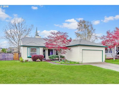 Hillsboro, Cornelius, Forest Grove Single Family Home For Sale: 150 NE Chancellor Ct