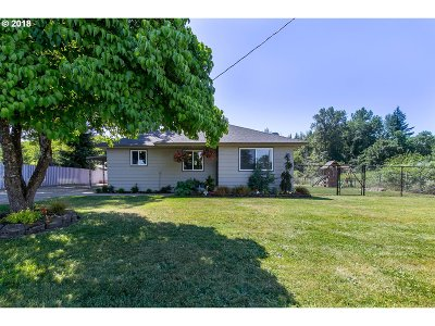 Single Family Home Sold: 30980 SE River Mill Rd