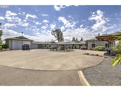 Cornelius Single Family Home For Sale: 3095 NW 366th Pl