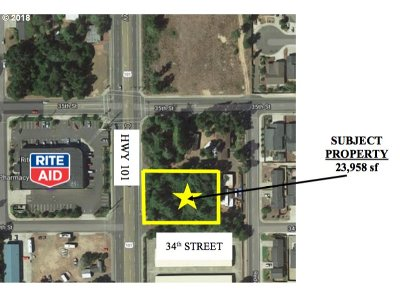 Florence Residential Lots & Land For Sale: 3400 Hwy 101