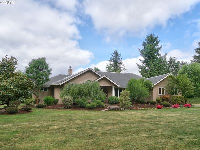 Beavercreek Single Family Home For Sale: 24387 S Hayfield Rd