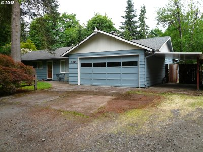 Aloha Single Family Home For Sale: 2295 SW 178th Ave