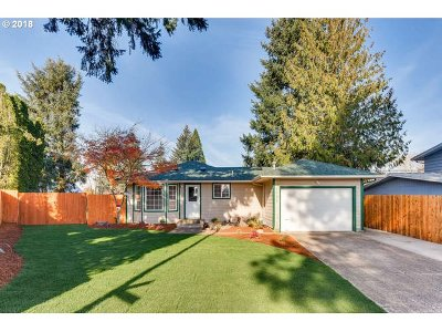 Vancouver Single Family Home For Sale: 9400 Boulder Ave