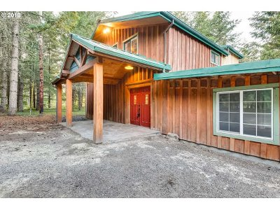 Molalla Single Family Home For Sale: 18299 S Ramsby Rd