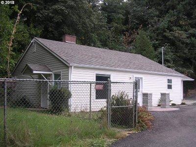 Single Family Home For Sale: 5720 SE Jenne Rd