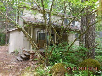 Single Family Home For Sale: Cabin 82 Northwoods