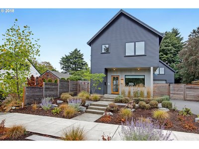 Single Family Home For Sale: 5934 NE 16th Ave
