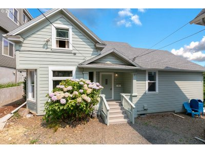 Single Family Home For Sale: 655 SW Sherman St