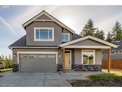 Eugene Single Family Home For Sale: 3371 Vista Heights Ln