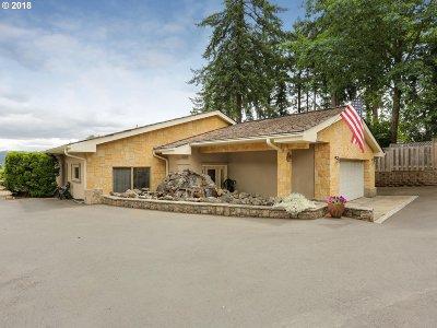 Milwaukie Single Family Home For Sale: 14492 SE Vista Ln