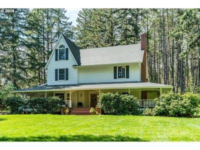 Roseburg Single Family Home For Sale: 201 Tanglewood Ln