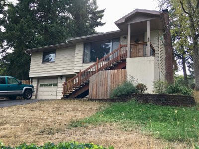 Eugene Single Family Home For Sale: 3000 W 18th Ave