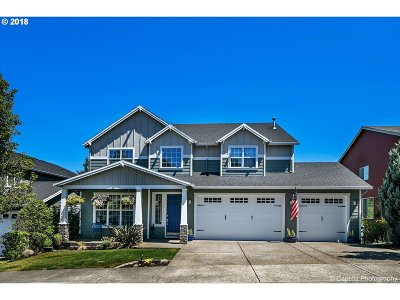 Tigard Single Family Home For Sale: 13640 SW 124th Ave