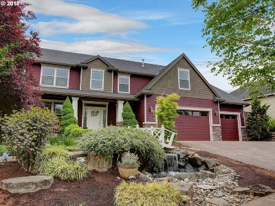 Forest Grove Single Family Home For Sale: 3441 Lavina Dr