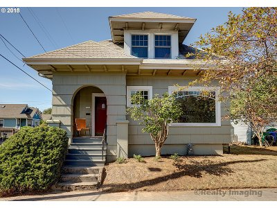 Portland Single Family Home For Sale: 1137 SE 47th Ave
