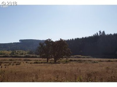 Lorane Residential Lots & Land For Sale: Siuslaw River Road #Lot C