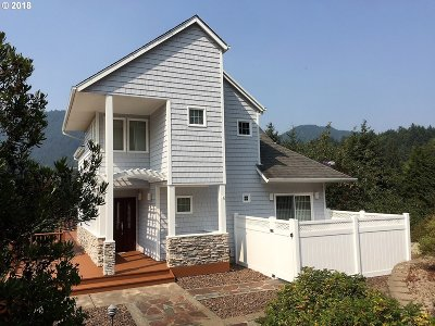 Manzanita Single Family Home For Sale: 445 University Ave