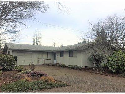 Eugene Single Family Home For Sale: 1925 Tarpon St