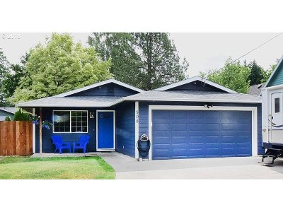 Newberg, Dundee, Mcminnville, Lafayette Single Family Home For Sale: 508 Dayton Ave