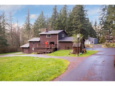 Molalla Single Family Home For Sale: 10799 S Ridge Top Dr