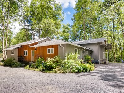 Lake Oswego Single Family Home For Sale: 0 15776 Inverurie Rd