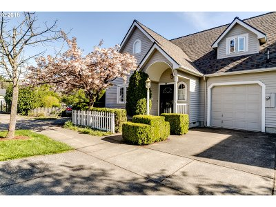 Eugene Single Family Home For Sale: 190 W 15th Ave