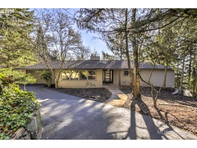 Single Family Home For Sale: 11600 NW Damascus St