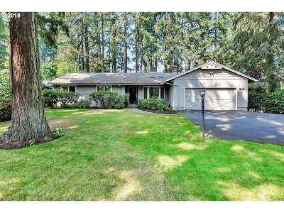 Lake Oswego Single Family Home For Sale: 1041 Chandler Rd