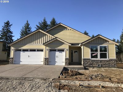 Oregon City Single Family Home For Sale: 16325 Earhart Ave #Lot52
