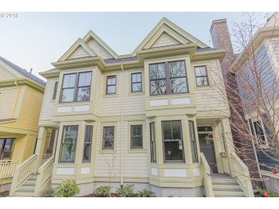 Portland Condo/Townhouse For Sale: 3224 SW 2nd Ave #6