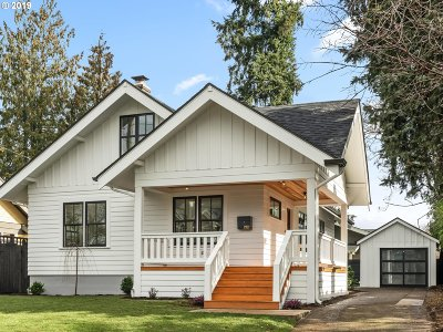 Portland Single Family Home For Sale: 2932 NE 48th Ave