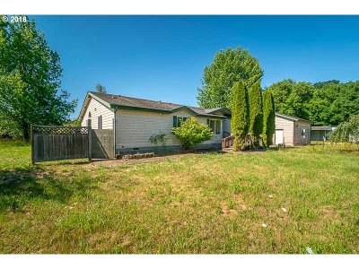Clackamas County, Columbia County, Jefferson County, Linn County, Marion County, Multnomah County, Polk County, Washington County, Yamhill County Single Family Home For Sale: 38495 SW Tenbush Ln