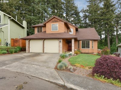 Single Family Home For Sale: 7680 Ridgewood Dr