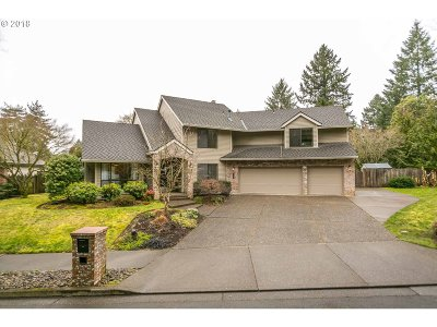 Tualatin OR Single Family Home For Sale: $600,000