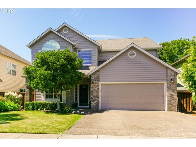 Keizer Single Family Home Sold: 5679 Waterford Way