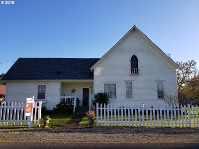 Scio Single Family Home For Sale: 39046 SE 2nd Ave