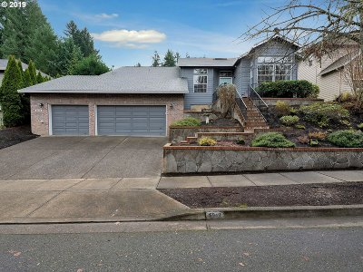 Beaverton Single Family Home For Sale: 6940 SW Tierra Del Mar Dr