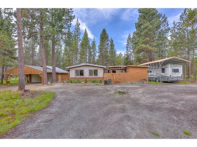 Bend Single Family Home For Sale: 56199 Solar Dr
