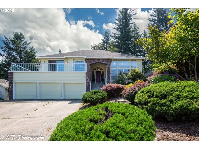 Camas Single Family Home For Sale: 4160 NW Sierra Dr