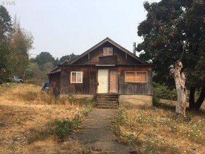 Gaston Single Family Home For Sale: 55549 SW Horner Ln