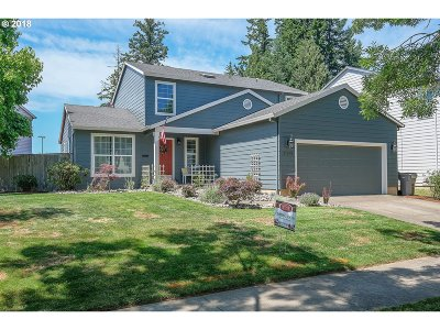Sherwood Single Family Home For Sale: 21591 SW Roellich Ave