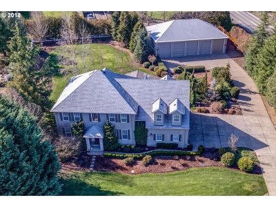 Newberg Single Family Home For Sale: 975 NE Chehalem Dr