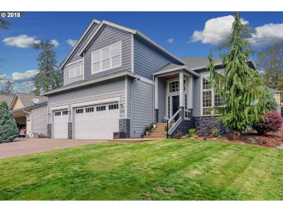 Vancouver WA Single Family Home For Sale: $525,000