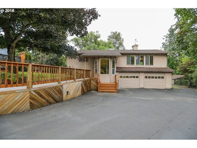 Ridgefield Single Family Home For Sale: 4112 NW 179th St