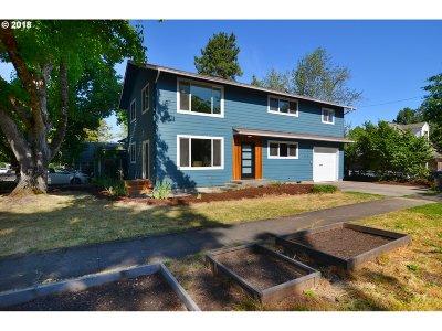 Eugene Single Family Home For Sale: 2498 Miami Ln
