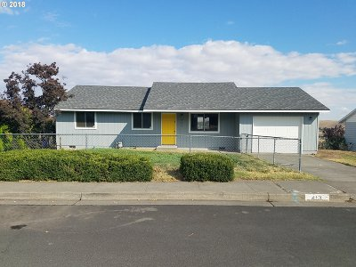 Pendleton Single Family Home For Sale: 413 SW Nye Ave