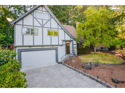 Beaverton Single Family Home For Sale: 14255 SW Barlow Rd