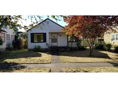 McMinnville Single Family Home For Sale: 333 SE Cowls St